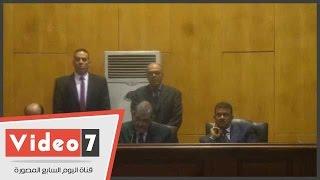 بدء جلسة محاكمة جمال وعلاء مبارك و7 آخرين بقضية