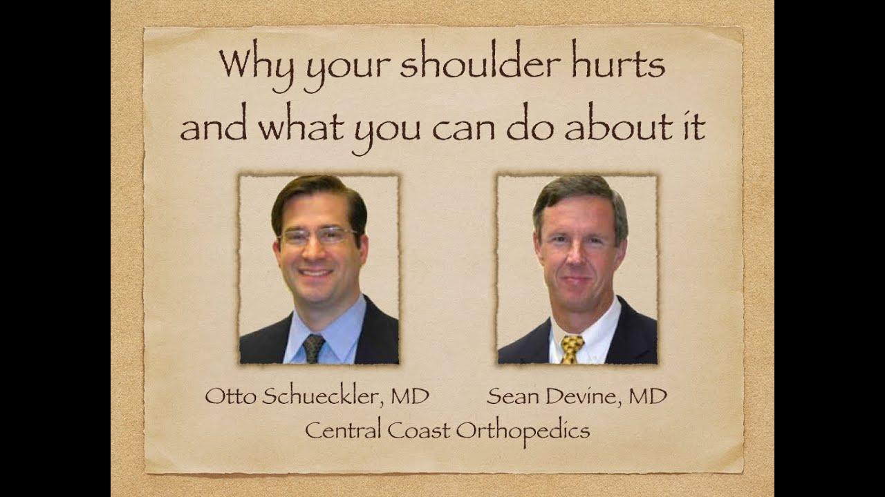Community Talk Videos | Central Coast Orthopedic Medical Group