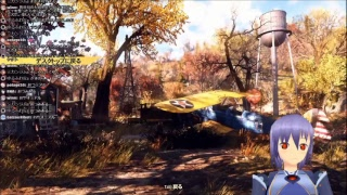 [LIVE] 世紀末のロボット【Fallout76】