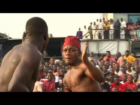 شاهد: مساع في نيجيريا للارتقاء برياضة -دامبي- إحدى الفنون القتالية على مستوى عالمي…  - 10:53-2019 / 9 / 14