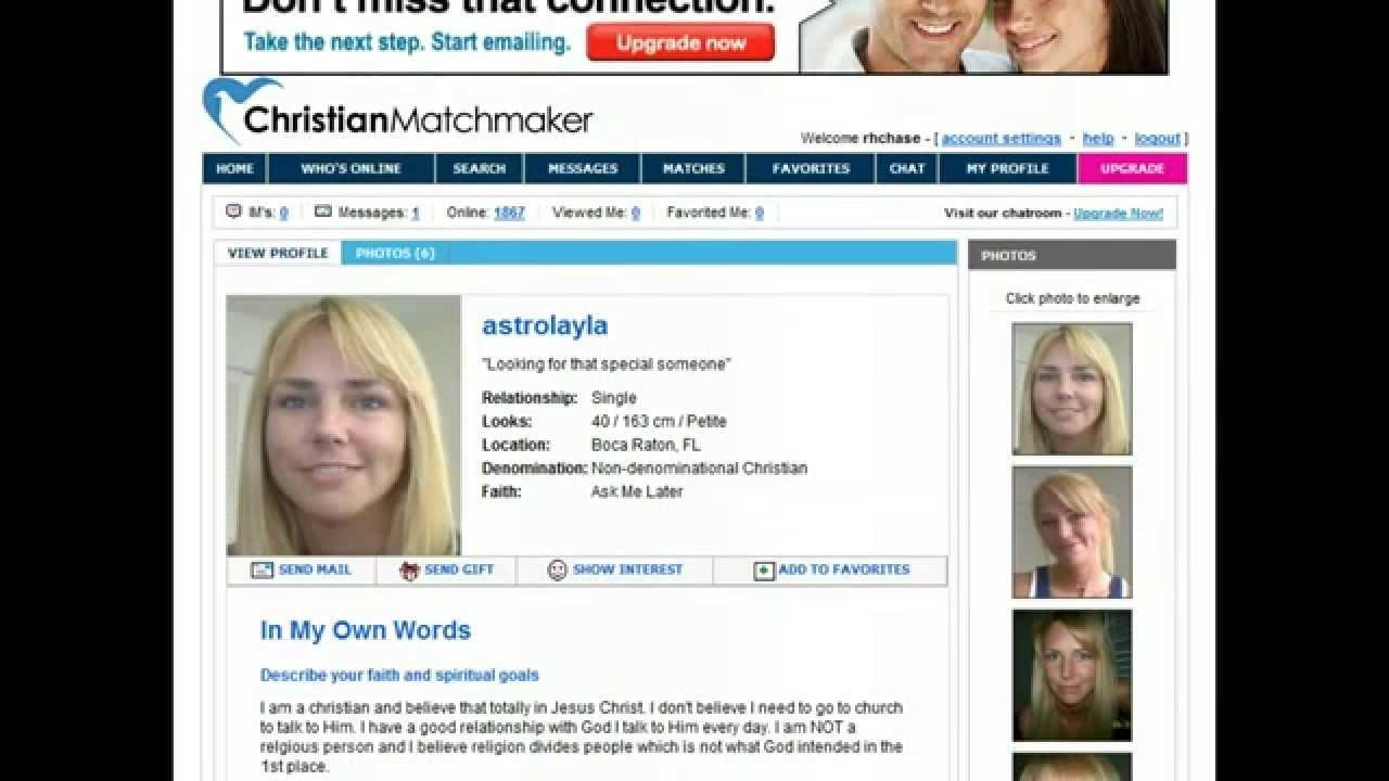 Christian matchmaker com