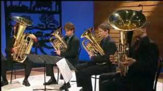 Les Tubadours, Tuba Quartet - Old Legend
