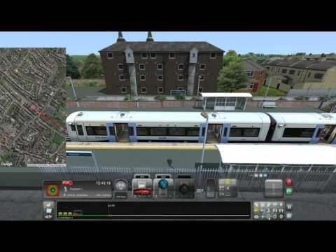 Class 375 Sittingbourne to Rochester
