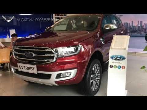 Cập nhật giá xe Ford Everest tháng 11/2020