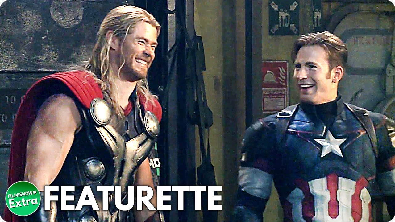 AVENGERS: AGE OF ULTRON (2015) | Behind the Scenes Featurette