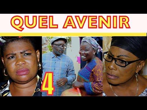 QUEL AVENIR Ep 4 Theatre Congolais avec Moseka,Ebakata,Paka Lowi,Pululu,Mosantu,Marie Jeanne