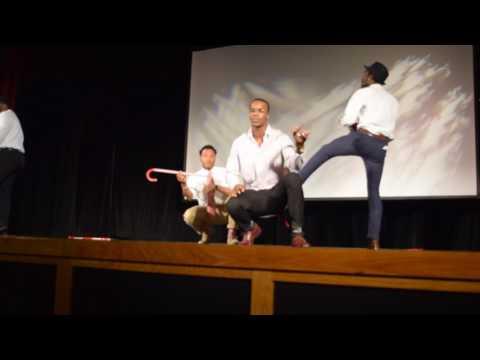 ESU Meet The Greeks Kappa Alpha Psi Performance