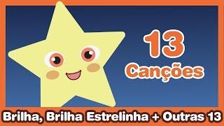 Brilha, Brilha, Estrelinha + Outras 13 Músicas Infantis ♫ HD