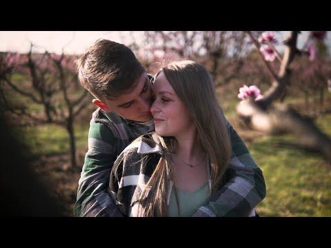 Romantické rande v rozkvetlých sadech ♥   Brno