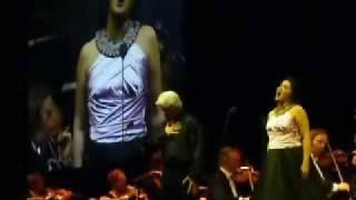 Finalszene Tatjana - Onegin 3. Akt - Teil 2  Braunschweig 2009