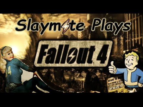 Fallout 4 Ep 5. Fire Support. Survival Difficulty Stealth Sniper.