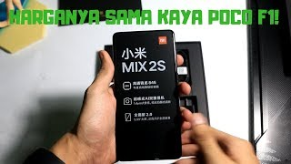 TURUN 5 JUTA! |  Unboxing Xiaomi Mi Mix 2S