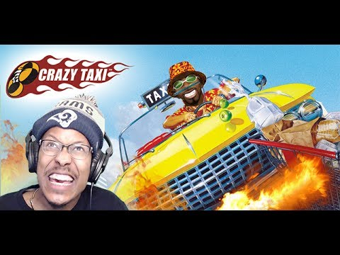 BERLEEZY CAN'T DRIVE! | Crazy Taxi