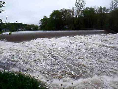 Willsboro Flood Water Video 2