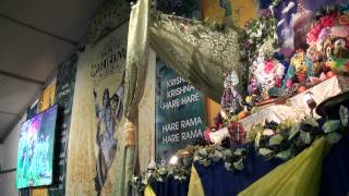 Киртан на фестивале Бхакти Сангама 2012 01359