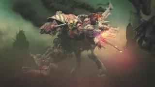 Warhammer 40 000: Dawn of War 3 — анонсирующий трейлер (русские субтитры)