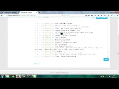 Plotme plugin Minecraft- Error de consola 429 Solución