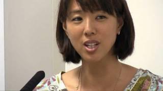 3)コメンテーターとして、指導者として 小谷 実可子インタビュー