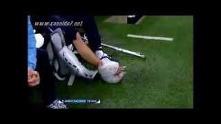 Flamini's tackle on Corluka