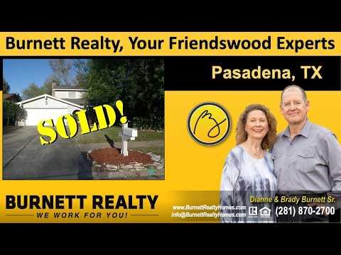 Homes for Sale Best Realtor near Tegeler Career Center   Pasadena TX 77504