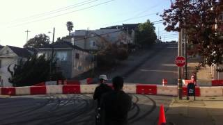 Ken Block Gymkhana in Potrero Hill San Francisco