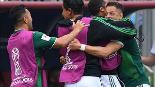 Germany 0 1 Mexico 2014 champions stunned in Moscow as World Cup defence starts with defeat