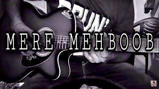 Mere Mehboob-Kishore Kumar(Guitar Instrumental)