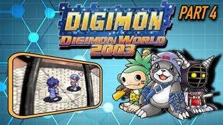 Digimon World 3 - 100% walkthrough | 2019 | Part 4 - First leader battle and tricksters!