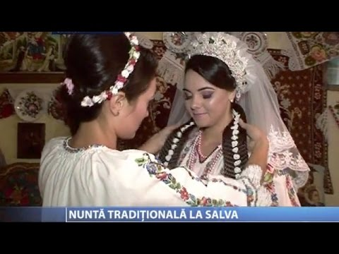 Nuntă Tradiţională La Salva Jud Bistriţa Năsăud Youtube