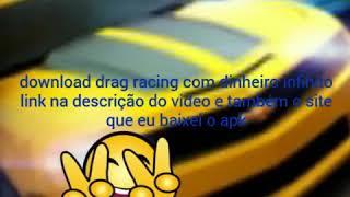 DRAG RACING DINHEIRO INFINITO ATUALIZADO - Link Na Desc
