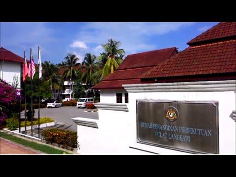 Rumah Peranginan Persekutuan Rpp Pulau Langkawi Youtube