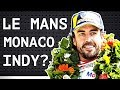 "Alonso Wins Le Mans - F1 in the Stone Age - Mercedes ""Not Used To Losing"""