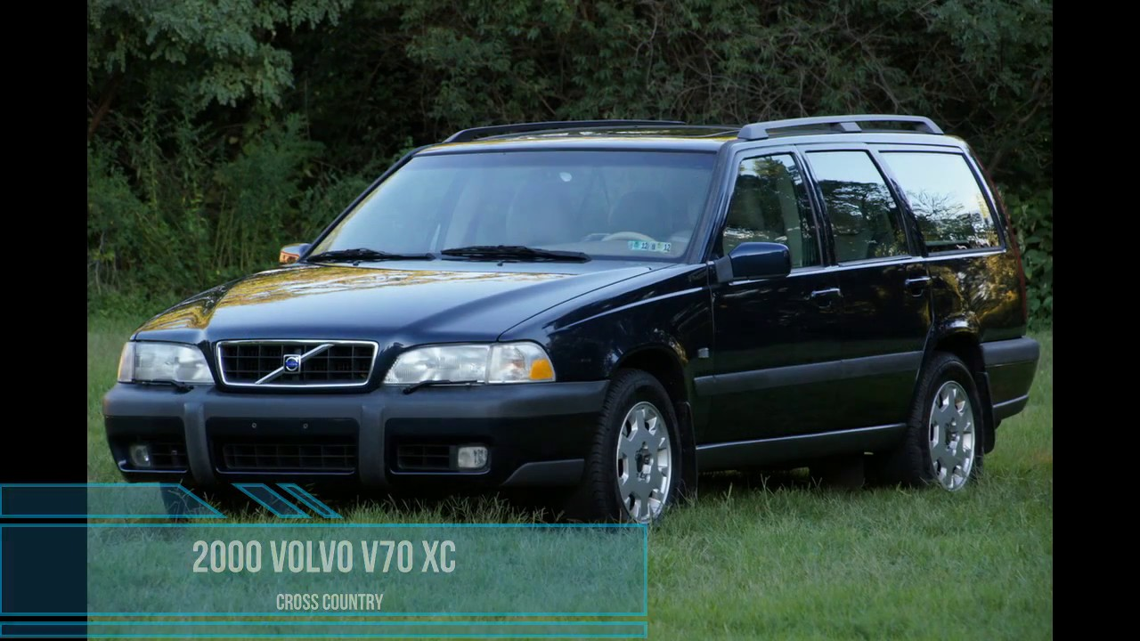 2000 volvo v70 xc cross country awd station wagon youtube. Black Bedroom Furniture Sets. Home Design Ideas