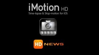 Обзор приложения iMotion HD или создай свой анимационный фильм! [HD-News](Всем привет наши дорогие подписчики! Сегодня у нас на обзоре очень интересное приложение под название iMotion..., 2013-04-10T10:29:07.000Z)