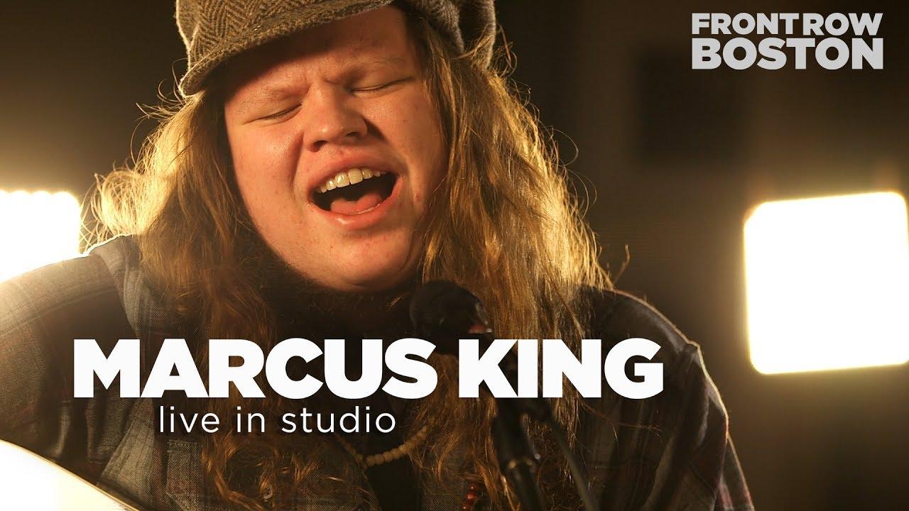 Marcus King — Live in Studio