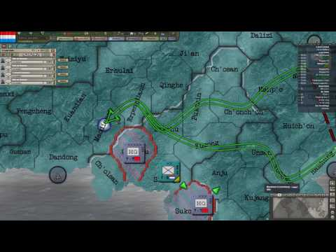 Hearts of Iron III TFH Luxembourg One Tag WC Ep45