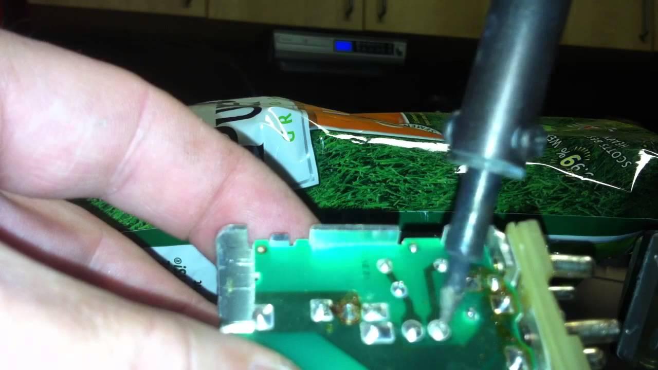 Mercedes OVP relay repair  YouTube