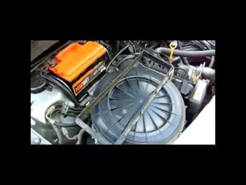 Фильтр салона Audi 80 B4