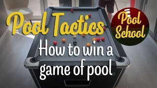 Pool Tactics - World Rules pool | Pool School
