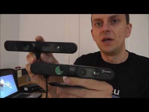 Review Primesense Carmine 1 09 3D Scanner