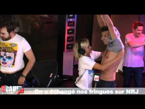 Cecile de menibus on french radio - 2 9
