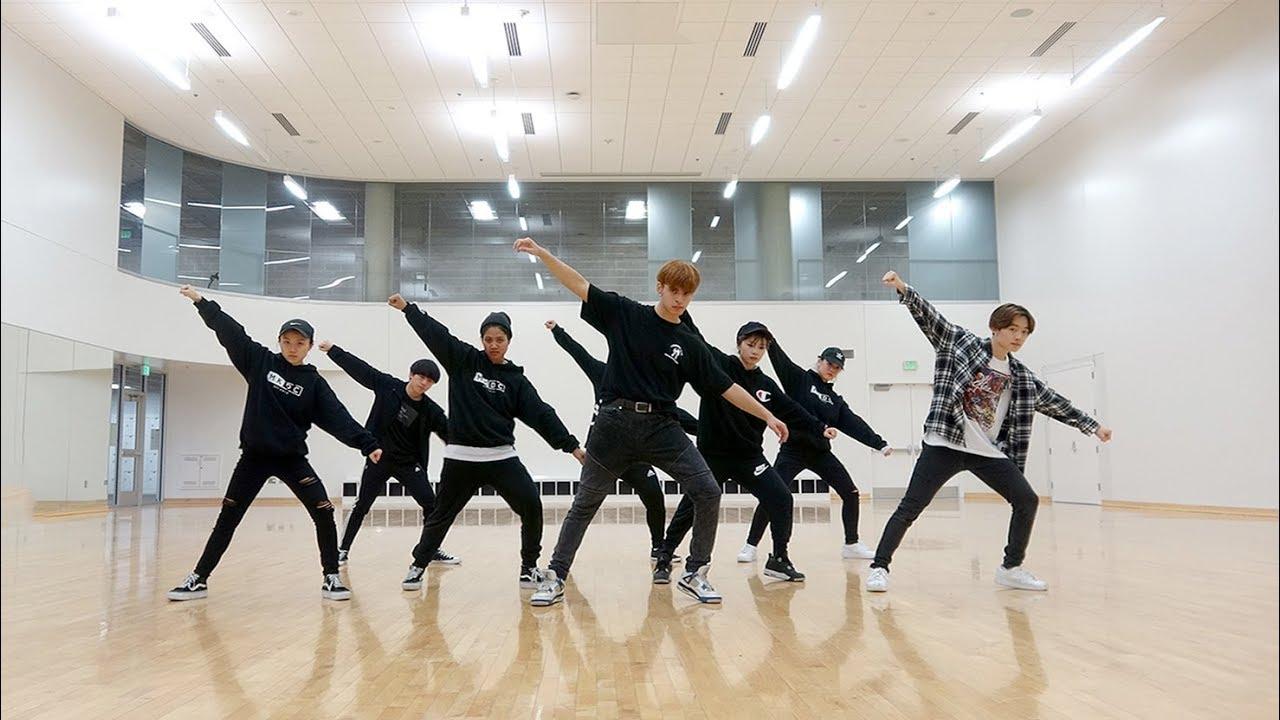 Exo 엑소 Tempo 템포 Dance Practice Dance Cover 안무연습 Youtube