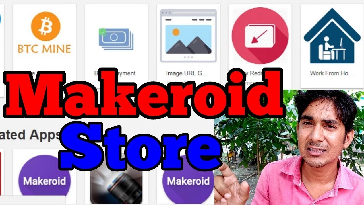 makeroid store introduce. Publish your apps in free ( without any fee pay)