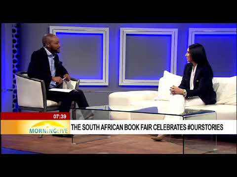 Renowned novelists, authors grace South African Book Fair