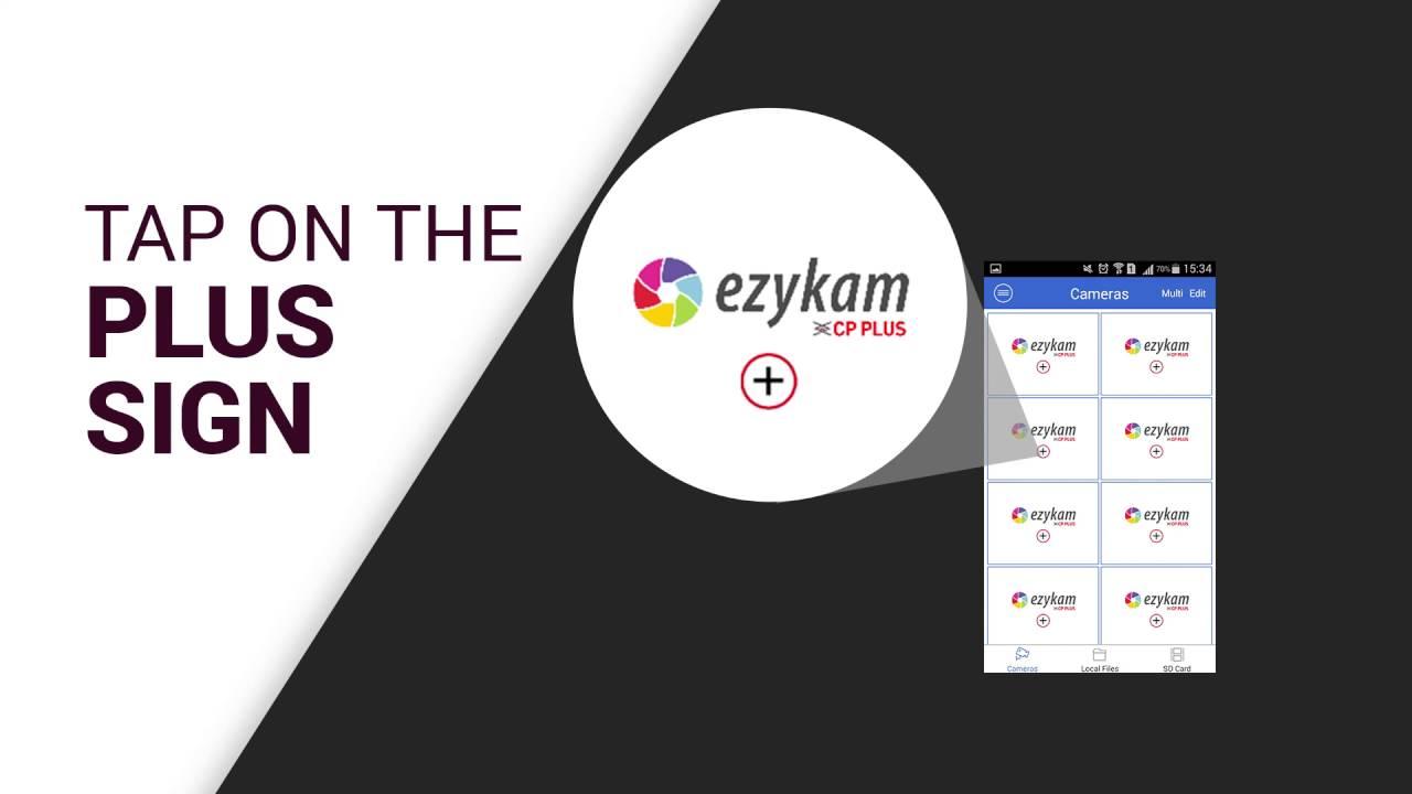 CP Plus EzyKam