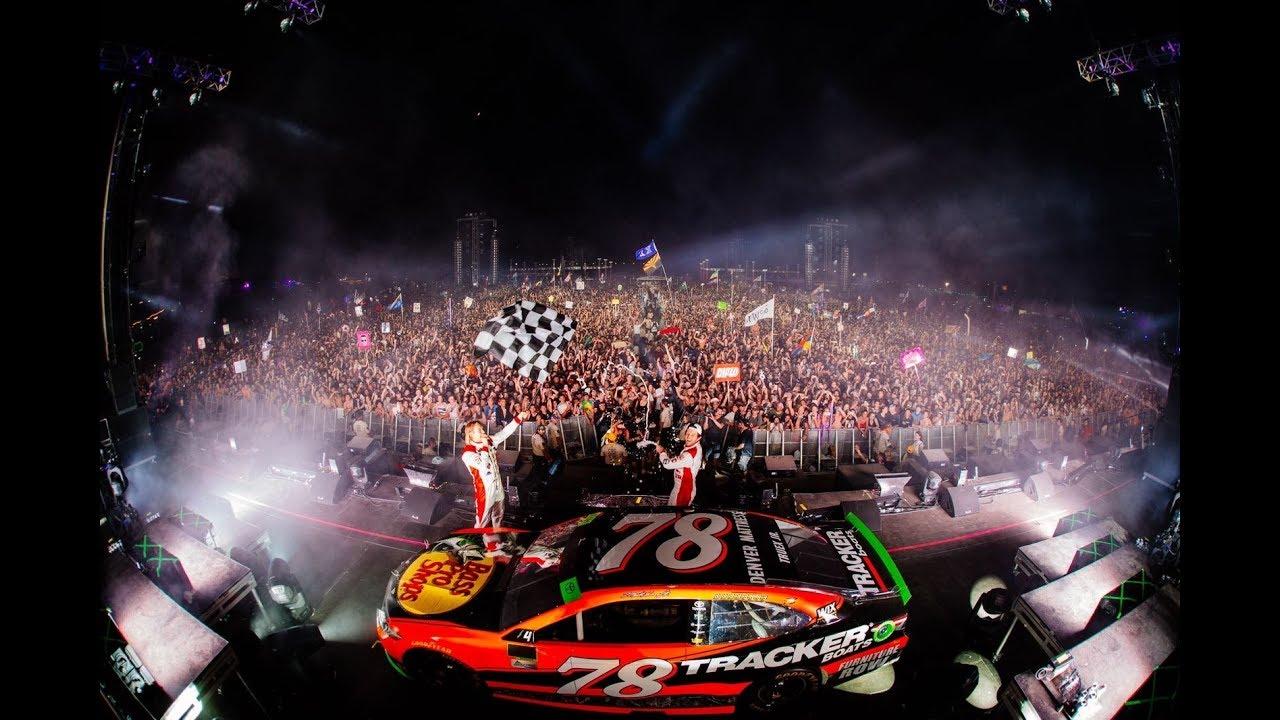 DJ Skrillex  BANGARANG official MV