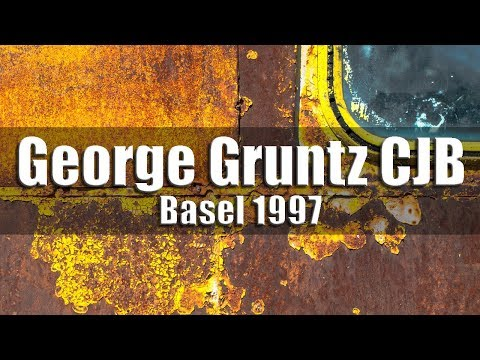 The George Gruntz Concert Jazz Band - Basel 1997