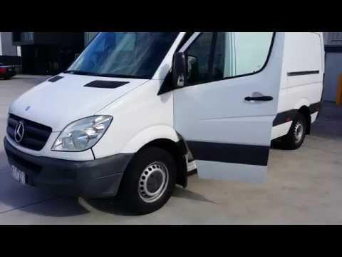 Mercedes Sprinter Air Conditioner Fix