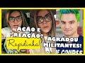 🤷🏻♀️THAYSE TEIXEIRA EXPLICA DESCONTROLE EM BARRACO AO VIVO | FELIPE NETO AGRADA MILITANTES