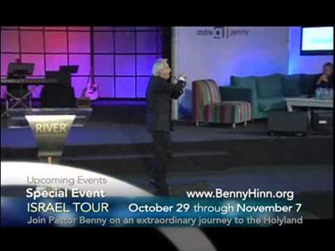 Benny Hinn - Mighty Miracles in South Africa, Part 1
